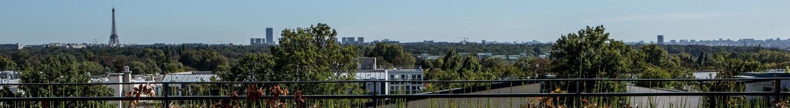 Atrium Hotel Suresnes - View