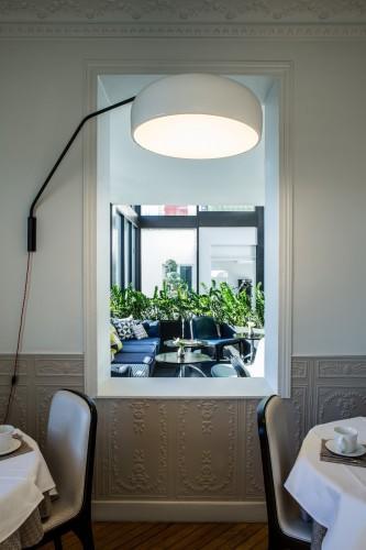 Hôtel Atrium – Breakfast