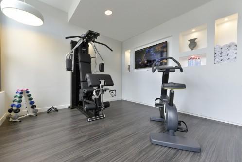 Hôtel Atrium – Fitness