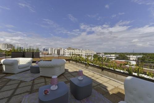 Hôtel Atrium – Panoramic Rooftop