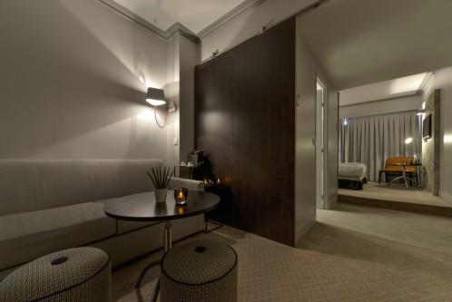 Hôtel Atrium – Junior Suite with Eiffel view