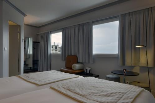 Hôtel Atrium – Double or Twin Privilege