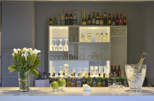 Atrium Hotel Suresnes - Die Bar