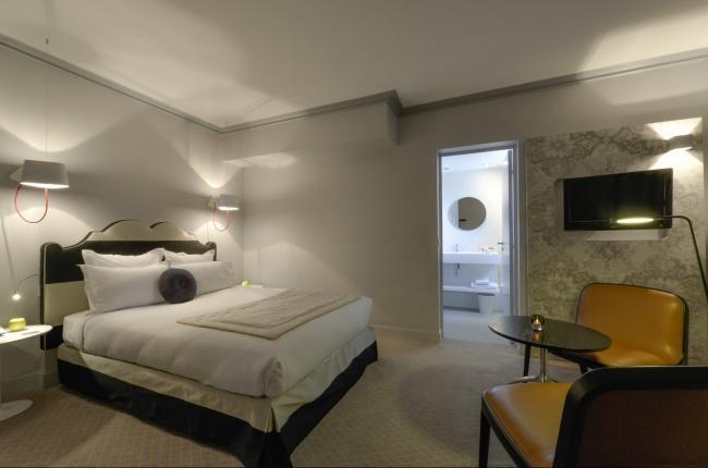 Hôtel Atrium – Privileg Doppel oder Zweibett